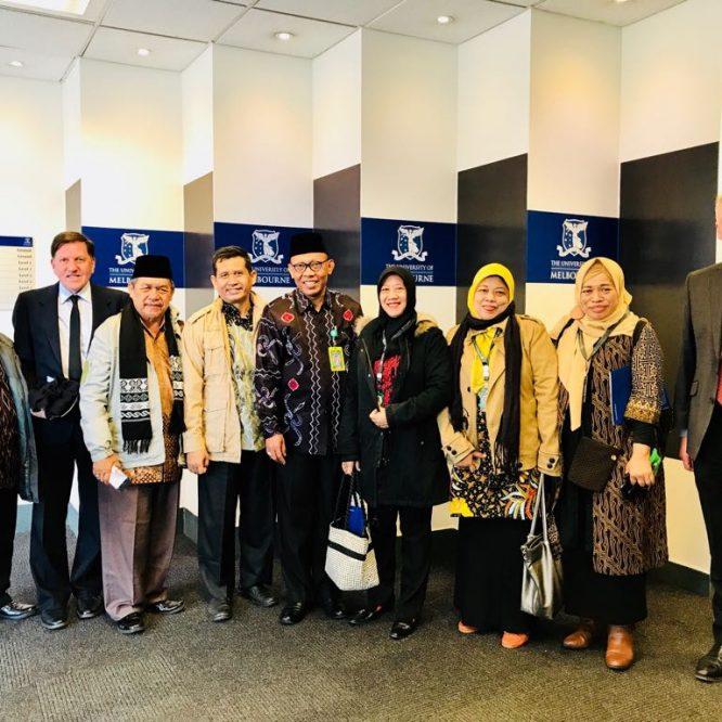 Unisma Jalin Kerjasama Dengan 3 Universitas Di Australia, Hingga MOU Dengan PCI NU Melbourne