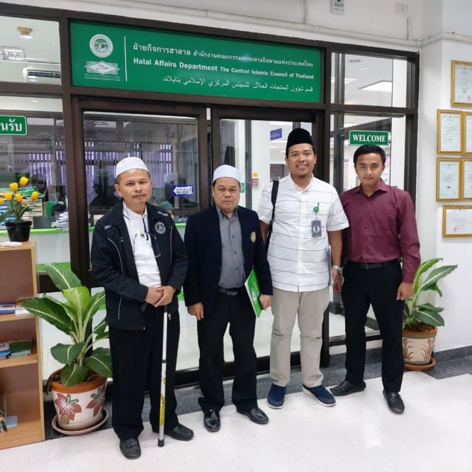 MANTABKAN WORLD CLASS UNIVERSITY, FAI UNISMA JALIN KERJASAMA DENGAN CICOT THAILAND
