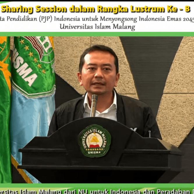 Bahas Peta Jalan Pendidikan di Indonesia, Sharing Session Unisma bersama DPR RI