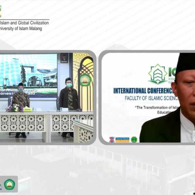 Konferensi Internasional FAI, Hadirkan Presenter dari 4 Negara