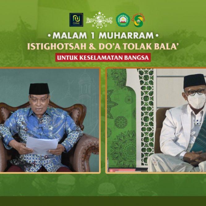 Istighosah dan Doa Keselamatan untuk Bangsa Indonesia