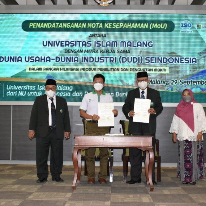 Jalin Kerjasama dengan Mitra DUDI Se Indonesia